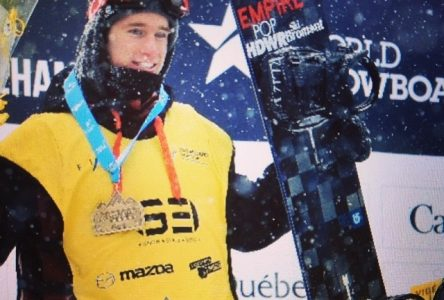 Maxence Parrot ira aux Olympiques