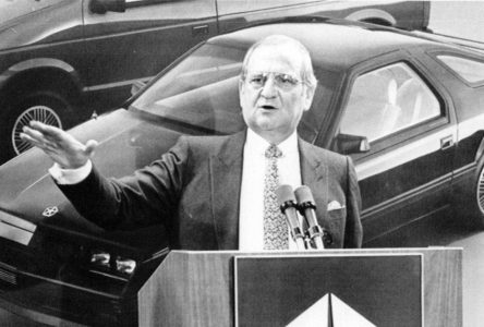 20 septembre 1979 – Lee Iacocca devient grand patron de Chrysler
