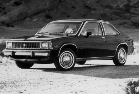 19 avril 1979 – Début de la production de la Chevrolet Citation