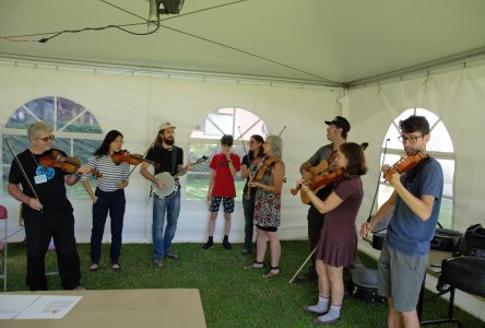 C'est parti pour le Festival de violon traditionnel de Sutton !